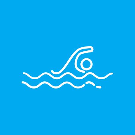 Znalezione obrazy dla zapytania zajęcia basenowe
