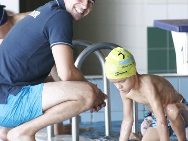 Nabór do nowych grup pływackich!